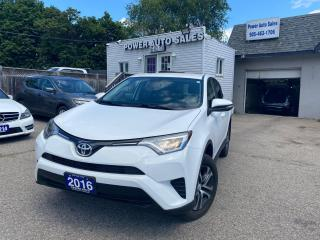 Used 2016 Toyota RAV4 FWD 4dr LE for sale in Brampton, ON
