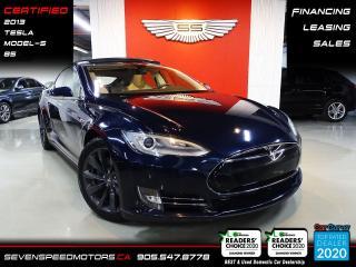 Used 2013 Tesla Model S 85 | PANO | CERTIFIED | FINANCE | 9055478778 for sale in Oakville, ON