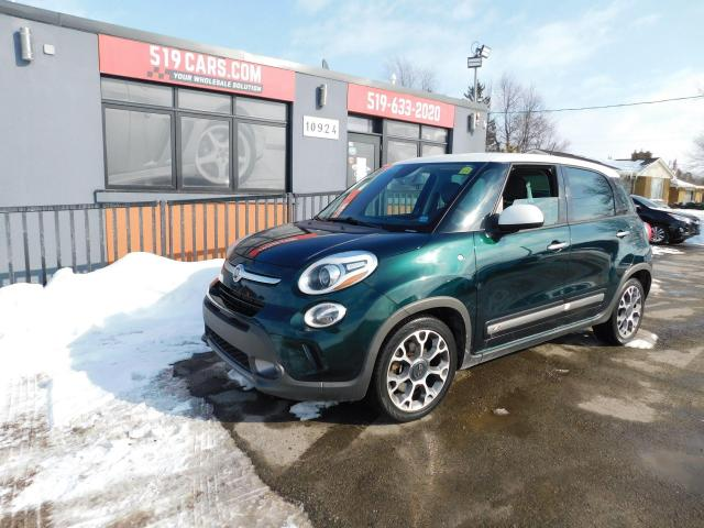 2014 Fiat 500L Cruise | Bluetooth