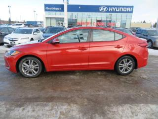 Used 2017 Hyundai Elantra GL/BACKUP CAM/HEATED SEATS/BLUETOOTH for sale in Edmonton, AB