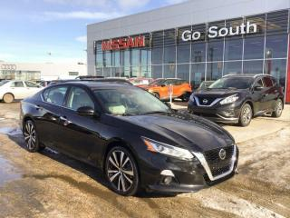 Used 2019 Nissan Altima 2.5, AWD, LEATHER, NAVIGATION, HEATED SEATS for sale in Edmonton, AB