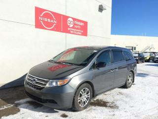 Used 2012 Honda Odyssey EX/ Wagon / Slinding Door / Touch Screen / Power Seat for sale in Edmonton, AB