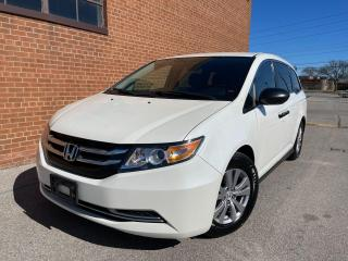 Used 2016 Honda Odyssey SE/NO ACCIDENTS for sale in Oakville, ON