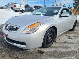 Used 2008 Nissan Altima 2dr Cpe V6 3.5 SE | GPS Navigation | Back-Up Camera for sale in Mississauga, ON