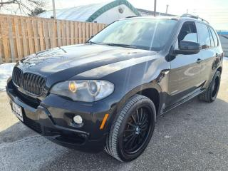Used 2010 BMW X5 AWD 4dr 35d | Fully Loaded for sale in Mississauga, ON