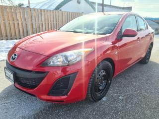 Used 2010 Mazda MAZDA3 4dr Sdn Extra Winter Tires ! Loaded for sale in Mississauga, ON