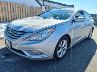 Used 2011 Hyundai Sonata 4dr Sdn 2.4L Auto Limited | GPS Navigation | Back-Up Cam for sale in Mississauga, ON