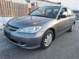 Used 2004 Honda Civic 4dr Sdn SE Auto for sale in Mississauga, ON