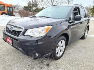 Used 2015 Subaru Forester 5dr Wgn Auto 2.5i Touring   Back-Up Cam   Extra Tires for sale in Mississauga, ON