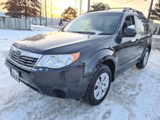 Used 2010 Subaru Forester 5dr Wgn Auto 2.5i Sport for sale in Mississauga, ON