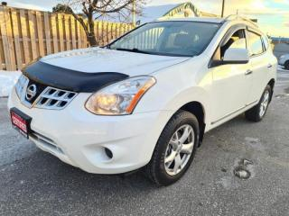 Used 2011 Nissan Rogue SV AWD 4dr   Back-Up Cam   Loaded for sale in Mississauga, ON