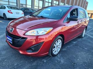 Used 2013 Mazda MAZDA5 4dr Wgn GS for sale in Mississauga, ON