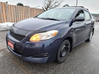 Used 2010 Toyota Matrix 4DR WGN AUTO AWD for sale in Mississauga, ON