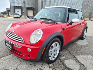Used 2006 MINI Cooper Hardtop 2dr Coupe Sun-Roof | BRAND NEW Winter Tires on Rims! for sale in Mississauga, ON