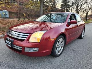 Used 2009 Ford Fusion 4dr Sdn V6 SEL AWD for sale in Mississauga, ON