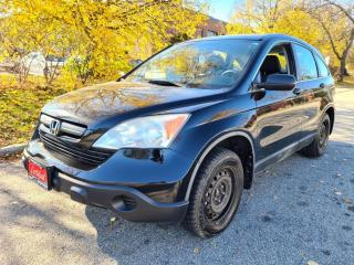 Used 2009 Honda CR-V 4WD 5DR LX for sale in Mississauga, ON