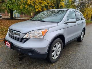 Used 2009 Honda CR-V 4WD 5dr EX-L | Navigation | Back-Up Cam | Leather for sale in Mississauga, ON