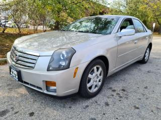 Used 2006 Cadillac CTS 4dr Sdn 2.8L | Sun-Roof | Fully Loaded for sale in Mississauga, ON