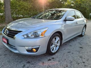 Used 2014 Nissan Altima 4dr Sdn I4 CVT 2.5 SL | Back-Up Camera | Leather | Sun-Roof for sale in Mississauga, ON