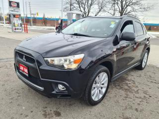 Used 2011 Mitsubishi RVR 4WD 4dr CVT GT for sale in Mississauga, ON