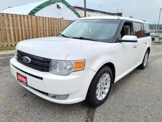 Used 2012 Ford Flex 4dr SEL AWD | GPS Navi | Back-Up Cam for sale in Mississauga, ON