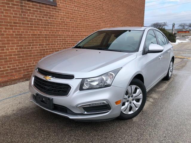 2015 Chevrolet Cruze NO ACCIDENTS /LT