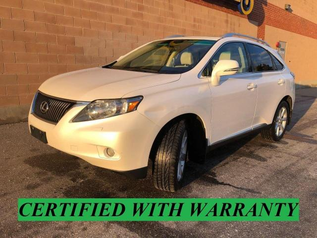 2012 Lexus RX 350 NO ACCIDENTS/LEATHER/SUNROOD