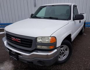 Used 2005 GMC Sierra 1500 Long Box *ONLY 73,000 KM* for sale in Kitchener, ON