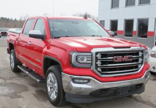 Used 2017 GMC Sierra 1500 SLT Crew Cab with Navigation for sale in Tillsonburg, ON