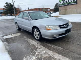 Used 2002 Acura TL Type-S / one owner for sale in North York, ON