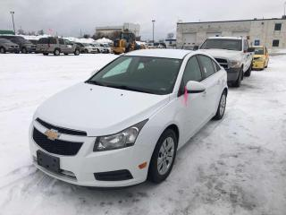 Used 2013 Chevrolet Cruze LT for sale in Innisfil, ON