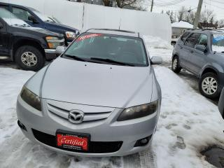 Used 2007 Mazda MAZDA6 GT for sale in Milton, ON