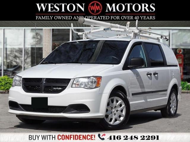 2014 RAM Cargo Van 6CYL*READY FOR WORK*ROOF RACK*GREAT SHAPE!