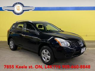 Used 2010 Nissan Rogue AWD, 1 Owner, Only 89K km for sale in Vaughan, ON