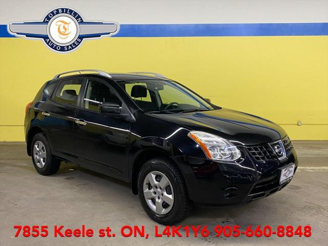 2010 Nissan Rogue AWD, 1 Owner, Only 89K km
