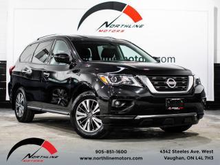 Used 2017 Nissan Pathfinder SV 4WD/7 Passenger/Camera/Heated Seats for sale in Vaughan, ON