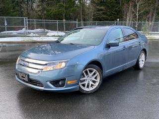 Used 2011 Ford Fusion SEL for sale in Black Creek, BC