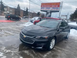 Used 2017 Chevrolet Malibu LT for sale in Toronto, ON