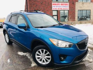 Used 2013 Mazda CX-5 GS for sale in Rexdale, ON