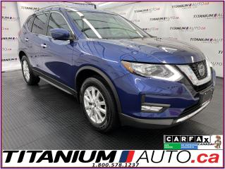 Used 2018 Nissan Rogue SV-Tech+AWD+GPS+Safety Shield+Pano Roof+360 Camera for sale in London, ON