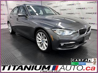 Used 2017 BMW 3 Series xDrive+GPS+Camera & Sensors+LED Lights+Dakota Leat for sale in London, ON