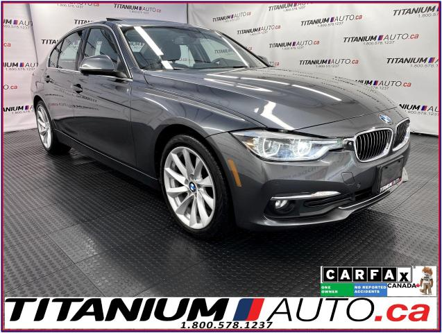 2017 BMW 3 Series xDrive+GPS+Camera & Sensors+LED Lights+Dakota Leat