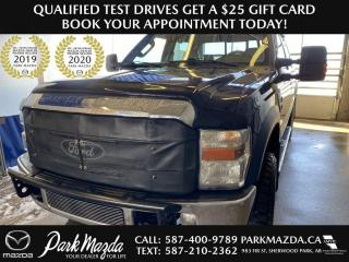 Used 2008 Ford F-350 Super Duty SRW SUPERDUTY for sale in Sherwood Park, AB