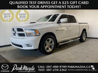 Used 2011 RAM 1500 SPORT for sale in Sherwood Park, AB