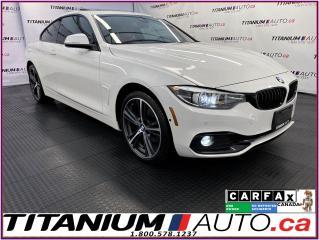 Used 2018 BMW 4 Series Intelligent Safety+Red Dakota Leather+19