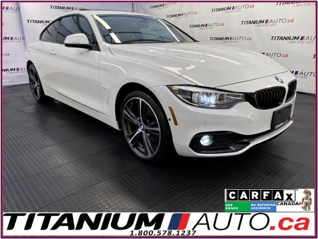 """2018 BMW 4 Series Intelligent Safety+Red Dakota Leather+19"""" Wheels"""