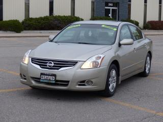 Used 2010 Nissan Altima SL,LEATHER,FULLY LOADED,NO-ACCIDENT,CERTIFIED for sale in Mississauga, ON