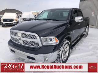 Used 2018 RAM 1500 Laramie Crew CAB LWB 4WD 5.7L for sale in Calgary, AB