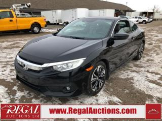 Used 2017 Honda Civic EX-T 2D COUPE AT 1.5L for sale in Calgary, AB