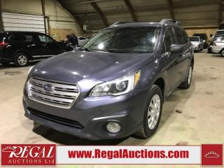 Used 2017 Subaru OUTBACK 2.5I 4D WAGON AT AWD for sale in Calgary, AB